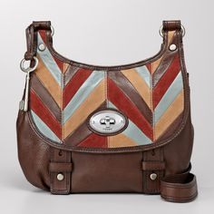 Buy Fossil Handbags Women s Maddox Flap Handbag online - Shop the Fossil Women s Maddox Flap Handbag Inspired by vintage luggage our Maddox flap in soft. Handbags Online Shopping, Chevrons, Fossil Handbags, Vintage Luggage, Fossil Watches, Handbag Accessories, Diaper Bag, Satchel, Shoulder Bag