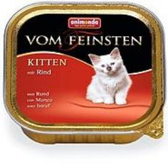 Animonda vom Feinsten Kitten Rind 100g Spirulina, Rind, Pet Shop, Kitten, Lunch Box, Pets, Carne, Ebay, Products