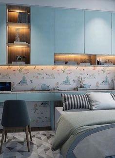 Indian Bedroom Design, Indian Bedroom Decor, Small Room Design Bedroom, Bedroom Furniture Design, Girl Bedroom Designs, Modern Bedroom Design, Home Room Design, Bedroom Interior Design, Indian Home Design