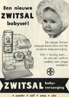babyverzorgingsproducten Zwitsal