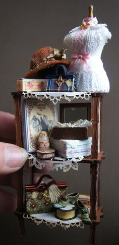 Display Made From, Lisa's Little Things kit