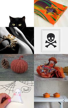 #Happy #Halloween with handmade collection on @etsy @etsyitaliateam @itsmartteam!  by @Bynadialab.Please, click on link and comment https://www.etsy.com/treasury/MzM5MjU2NTB8MjcyNDQxNzA1Mw/happy-halloween --Pinned with TreasuryPin.com