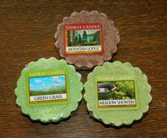 Mountain Meadow | Yankee Candle - (Mixology: Mountain Lodge + Green Grass + Meadow Showers)