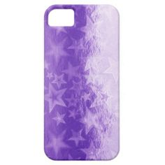 Metallics Amethyst Purple Starshine iPhone 5 Case by www.piscesmoon.co.uk #zazzle #iphone #iphone5 #iphonecase #stars #metallics #purple #amethyst #violet