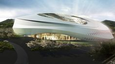 Biblioteca eco sustentable, China.
