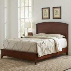 Birch Lane™ Henderson Panel Bed