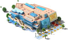 Real World Buildings: Timed Quests - Megapolis Wiki - Palace of Festivals