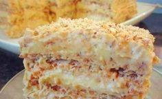 Túto fantastickú egyptskú chrumkavú tortu som jedla na dovolenke a som šťastná, že mám na ňu recept. Už si môžem dovolenku spraviť kedy chcem | Báječný život