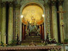 el blog del padre eduardo: el santuario Stella Maris del Monte Carmelo
