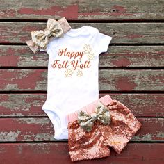 Hey, I found this really awesome Etsy listing at https://www.etsy.com/listing/455092056/happy-fall-yall-baby-girl-bodysuit-baby