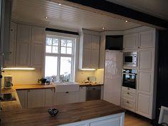 Villa Gravfoss Decor, Kitchen Cabinets, Cabinet, Home Decor, Kitchen, Villa