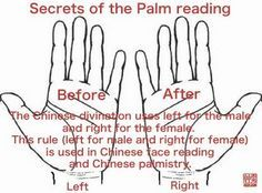palm reading guide | Palmistry is an art that dates back to many thousands of years ago. In ...