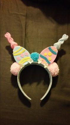 Easter headband.