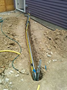 Backyard Propane Fire Pit Pavers And Outhouse Project