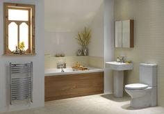 Chloe Bathroom Suite. [Victoria Plumb]