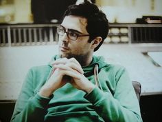 I love this man, and all the songs he writes. (Tim Rice-Oxley, Singer/Songwriter, Keane)