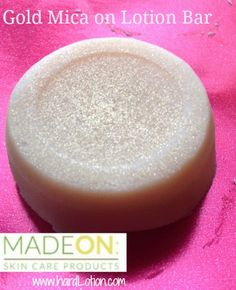 Mica: All that Glitters is notGold? - blog - Hard Lotion For Dry Skin. Does mica hold up on a lotion bar?