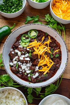 Texas Chili Fall Recipes, Healthy Recipes, Healthy Food, Texas Chili, Chipotle Chile, Cocoa Cinnamon, Vegetable Puree, Fruit Tart, Bacon