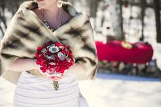 winter wedding Winter Wedding Inspiration, Wedding Shoot, Cuff Bracelets, Hair Makeup, Photography, Fashion, Moda, La Mode, Hair Styles