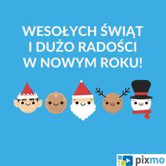Zespół #Pixmo składa najlepsze życzenia!