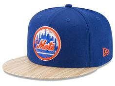 a1f857bf5d8c3 New York Mets New Era MLB X Topps 1987 9FIFTY Snapback Cap