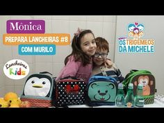 Mônica prepara lancheiras #8 | #LancheirasKids | Mônica e Os Trigêmeos da Michele - YouTube Family Guy, Guys, Youtube, Fictional Characters, Lunch Boxes, Social Networks, Boyfriends, Boys, Youtubers