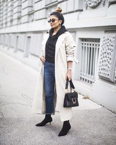 Need some outfit inspiration? Here are 10 ways to wear your ankle boots this fall.