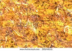 Wide amber slice  background