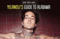 Guide to Alabama.