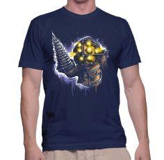 Big Daddy Portrait T-Shirt