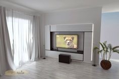 Flat Screen, Home Decor, Blood Plasma, Decoration Home, Room Decor, Flatscreen, Home Interior Design, Dish Display, Home Decoration