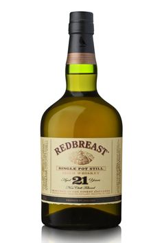 Redbreast Single Pot Still 21-Year Irish Whiskey - BestProducts.com