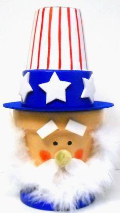sandylandya@outlook.es  Uncle Sam Candy Pot