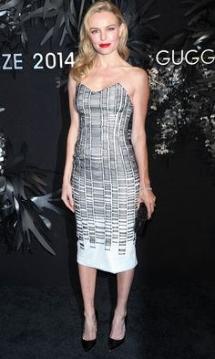 What do you think of Kate Bosworth's new bodycon silhoutte? See more fabulous looks from Alexa Chung, Miranda Kerr, Cameron Diaz and Bella Thorne...