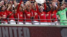 Man Utd beat Leicester to win Community Shield - reaction - BBC Sport