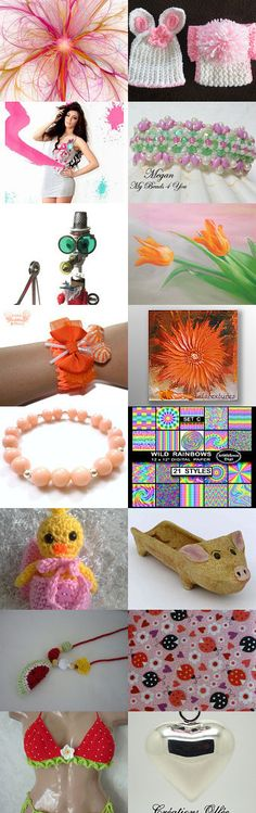 Celebrating Summer   by Monica on Etsy--Pinned with TreasuryPin.com