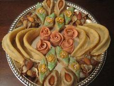Moroccan traditional cookies - Maroc Désert Expérience tours http://www.marocdesertexperience.com