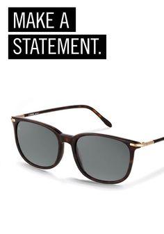 Setzen Sie ein Statement mit Sonnenbrillen von Rodenstock. Mit Farben von Karamell bis Schildpatt finden Sie auf jeden Fall ein Modell, das zu Ihrem Stil passt. Klicken Sie sich durch und probieren Sie sie virtuell an.