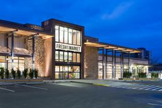 KRS - King Retail Solutions : Portfolio : Whole Foods Shopping Mall Architecture, Retail Architecture, Commercial Architecture, Architecture Design, Mall Facade, Retail Facade, Mall Design, Retail Store Design, Retail Stores