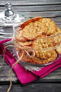 Kauralastut   K-Ruoka #leivonta #keksit No Bake Cookies, No Bake Cake, Baking Cookies, Sweet Pastries, Swedish Recipes, Pastry Cake, Strawberry Recipes, Cookie Recipes, Food Photography