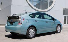 carro novo: Toyota Prius 2013