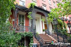 luxury brownstones in NYC | Brownstone residence, Gramercy, New York, NY | Oyster.com -- Hotel ...