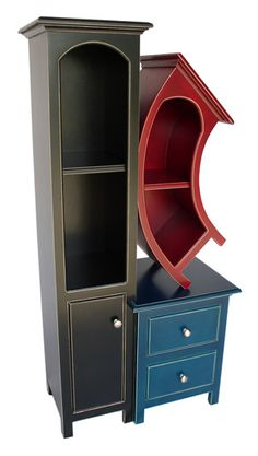 """stacked Cabinet No.1"""