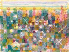 Paul Klee - Die Flora der Heide