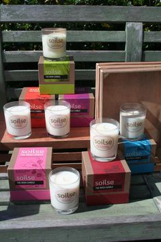 Surround your living space with the energising and uplifting scents of the pure clean Irish countryside.  soilsecandlecompany.com Flameless Candles, Taper Candles, Tea Light Candles, Scented Candles, Pillar Candles, Tea Lights, Candle Making, Diy Tutorial, Making Ideas