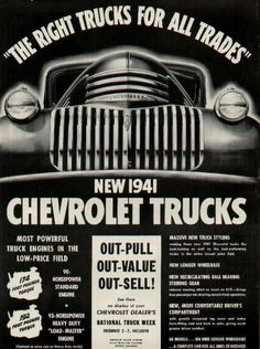Abandoned Cars I 1946 Chevy Truck, Chevy Truck Models, Chevy Pickup Trucks, Classic Chevy Trucks, Chevy Pickups, Chevrolet Trucks, New Trucks, Custom Trucks, Cool Trucks