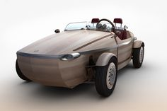 News: Toyota Setsuna-Konzeptfahrzeug - Japanischer Holzweg