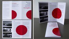 """Popatrz na mój projekt w @Behance: """"Folder reklamowy dla Muzeum Manggha w Krakowie"""" https://www.behance.net/gallery/58045193/Folder-reklamowy-dla-Muzeum-Manggha-w-Krakowie"""