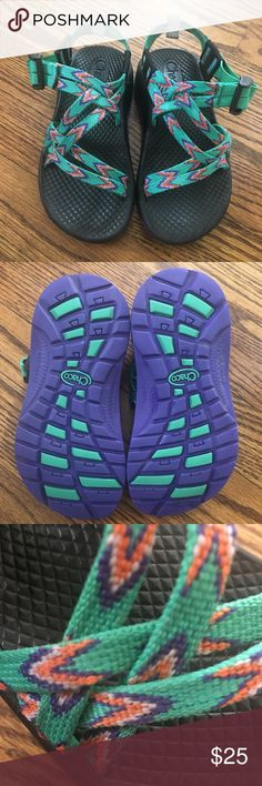 7ee7fc9b95e4 Chacos Big KidS ZX 1 Size 11 Used but good condition Chacos sandals in Mint