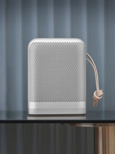 Beoplay P6 - portable Bluetooth speaker from Bang & Olufsen